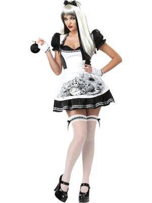 Dark Alice Sexy Women's Halloween Costume