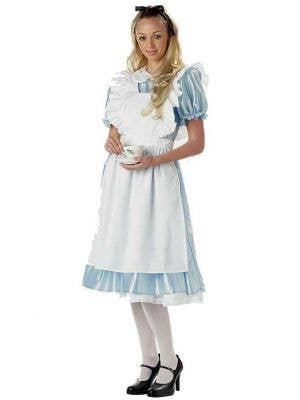 Classic Alice in Wonderland Women's Costume