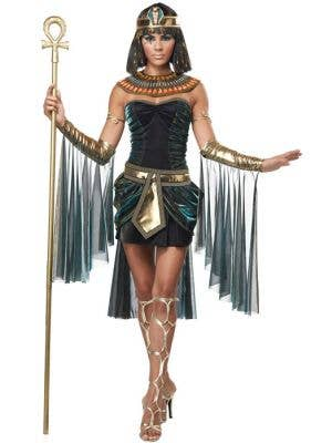 Egyptian Goddess Deluxe Women's Costume