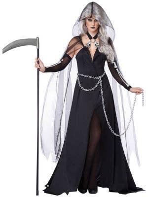 Lady Reaper Women's Halloween Costume