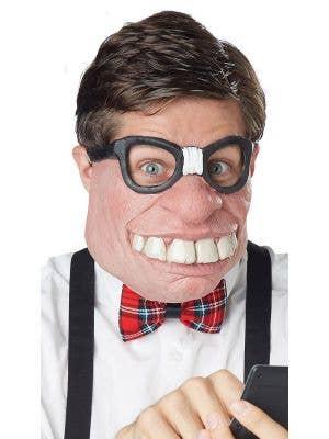 Math Geek Funny Men's Latex Mask Accessory Main Image