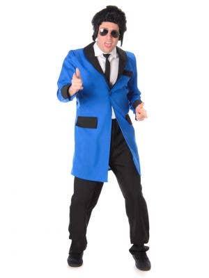 Men's Buddy Holly 1950's Costume Main Image