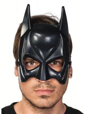Batman Men's Black Masquerade Mask