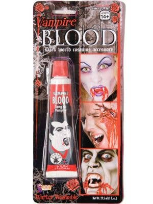Fake Vampire Blood Tube Halloween Effects