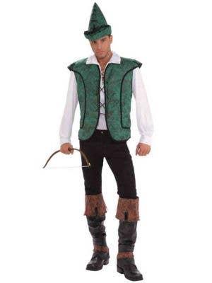 Robin Hood Men's Fancy Dress Costume Kit