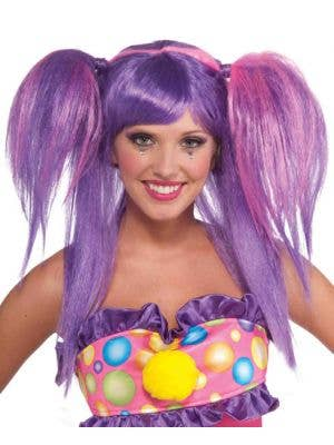 Circus Sweet Berry Bubbles Wig