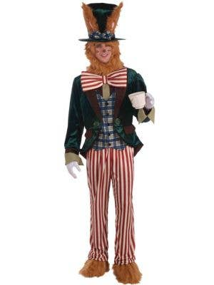 March Hare Men's Tea Party Costume