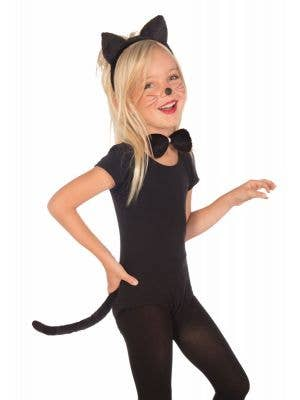 Kitty Cat Girls Costume Accessory Set