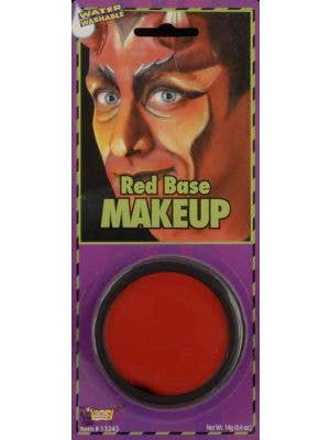Grease Paint Base Makeup - Red