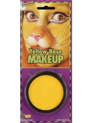 Grease Paint Base Makeup - Yellow