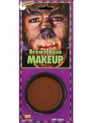 Grease Paint Base Makeup - Brown