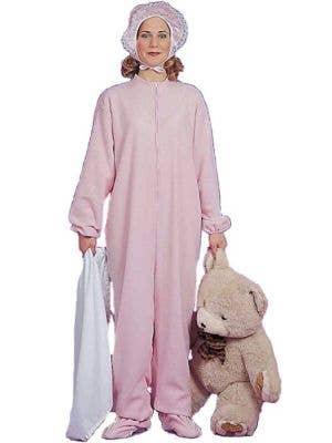 Pink Jammies Women's Baby Costume