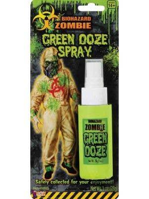 Biohazard Zombie Green Ooze Spray