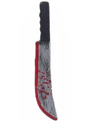 Bloody Mini Halloween Machete Knife