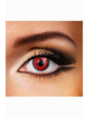Twilight Volturi Vampire Red Contact Lenses