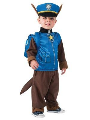 Boys Chase Paw Patrol Fancy Dress Costume Front Image