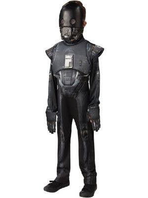 K2SO Rogue One Droid Star Wars Tween Boys Costume Main Image