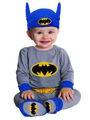 Batman Baby Onsie Fancy Dress Costume