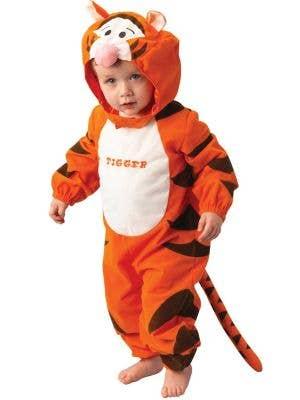 Tigger Little Boys Winnie The Pooh Costume