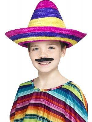 Children's Mexican Sombrero Book Week Costume Accessory