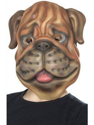 Kids Soft Foam Puppy Dog Costume Mask for Book Week