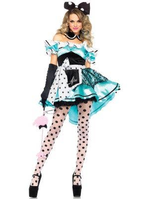 Leg Avenue Alice In Wonderland Sexy Women's Costume Main