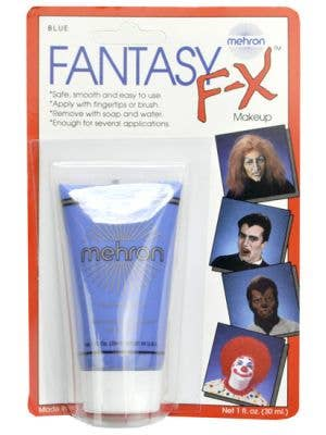 Mehron Fantasy FX Cream Costume Makeup - Blue