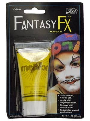 Mehron Fantasy FX Cream Costume Makeup - Yellow