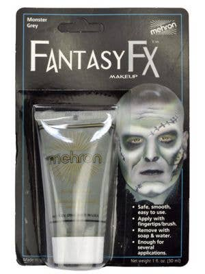 Mehron Fantasy FX Cream Costume Makeup - Monster Grey