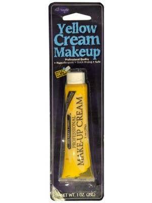 Cream Makeup - Yellow