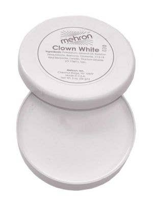 Clown White Grease Paint Foundation