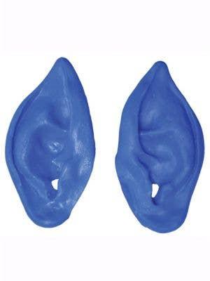 Slip On Costume Ears - Blue