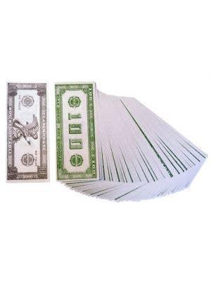 Hundred Dollar Bills Costume Accessory