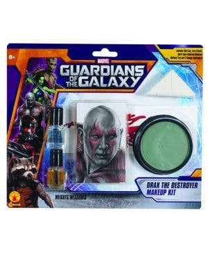 Guardians Of The Galaxy - Drax The Destroyer Makeup Kit