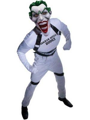 The Joker Arkham Asylum Men's Halloween Costume