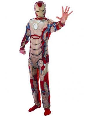 Avengers - Men's Iron Man Costume
