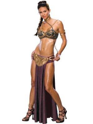 Star Wars Princess Leia Sexy Slave Costume