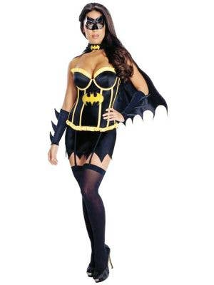 Batgirl Sexy Women's Costume