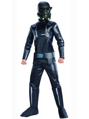 Deluxe Kids Star Wars Death Trooper Costume Main Image