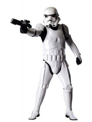 Movie Quality Men's Star Wars Stormtrooper Costume