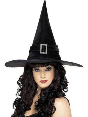 Wicked Witch Women's Black Hat