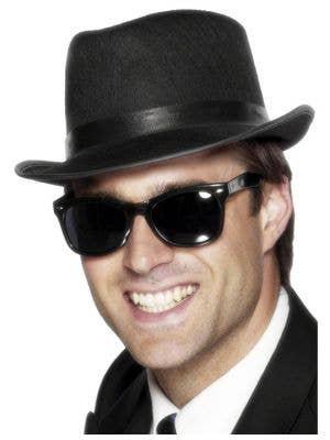 Blues Brothers Black Sunglasses