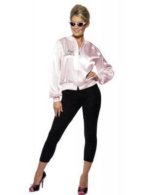 Pink Ladies Women's Grease Costume Main Image