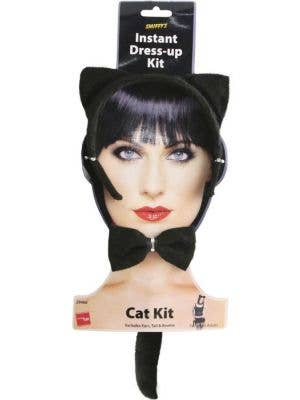 Instant Dress up Cat Costume Accessory Kit