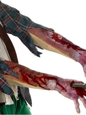 Zombie Latex Sleeve Halloween Costume Accessory