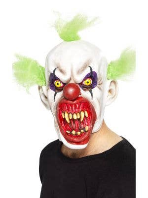 Sinister Clown Adult's Latex Mask
