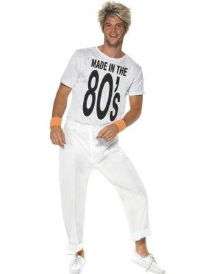 Made in the 80's Men's Costume