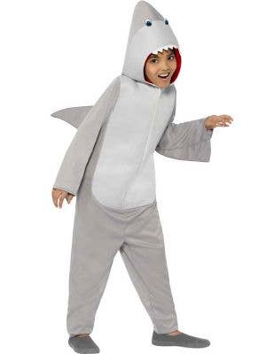 Shark Onesie Kids Costume