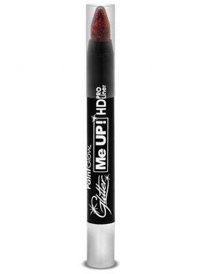 UV Reactive Pro Liner Red Glitter Makeup Stick Main Image