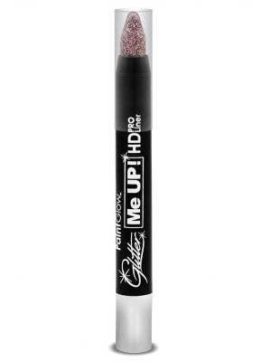 UV Reactive Pro Liner Pink Glitter Makeup Stick Main Image
